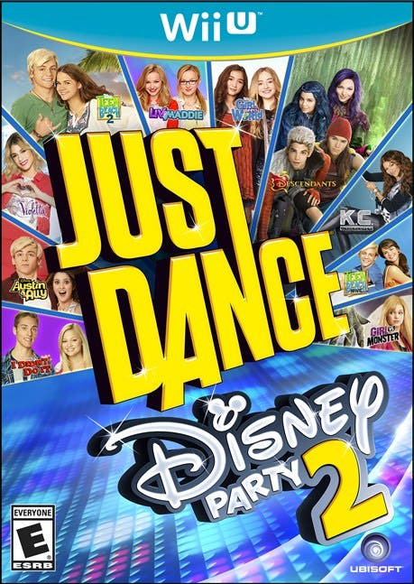 Se anuncia de manera oficial 'Just Dance: Disney Party 2' para Wii y Wii U