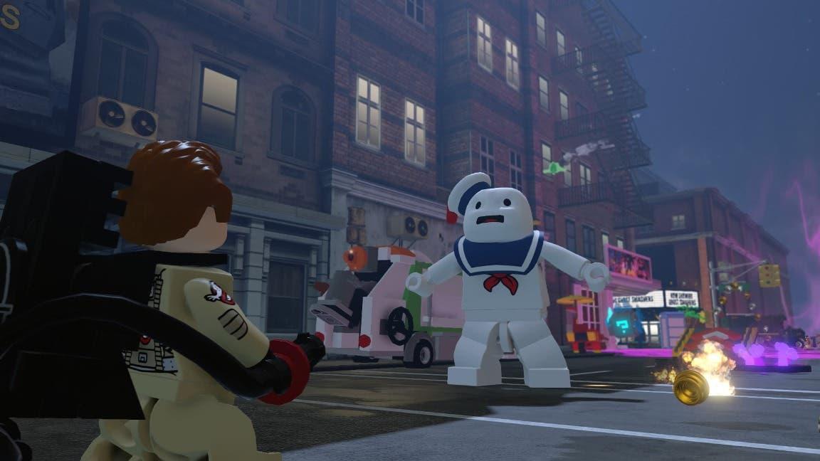 Primeras imágenes del universo Cazafantasmas en 'LEGO Dimensions'