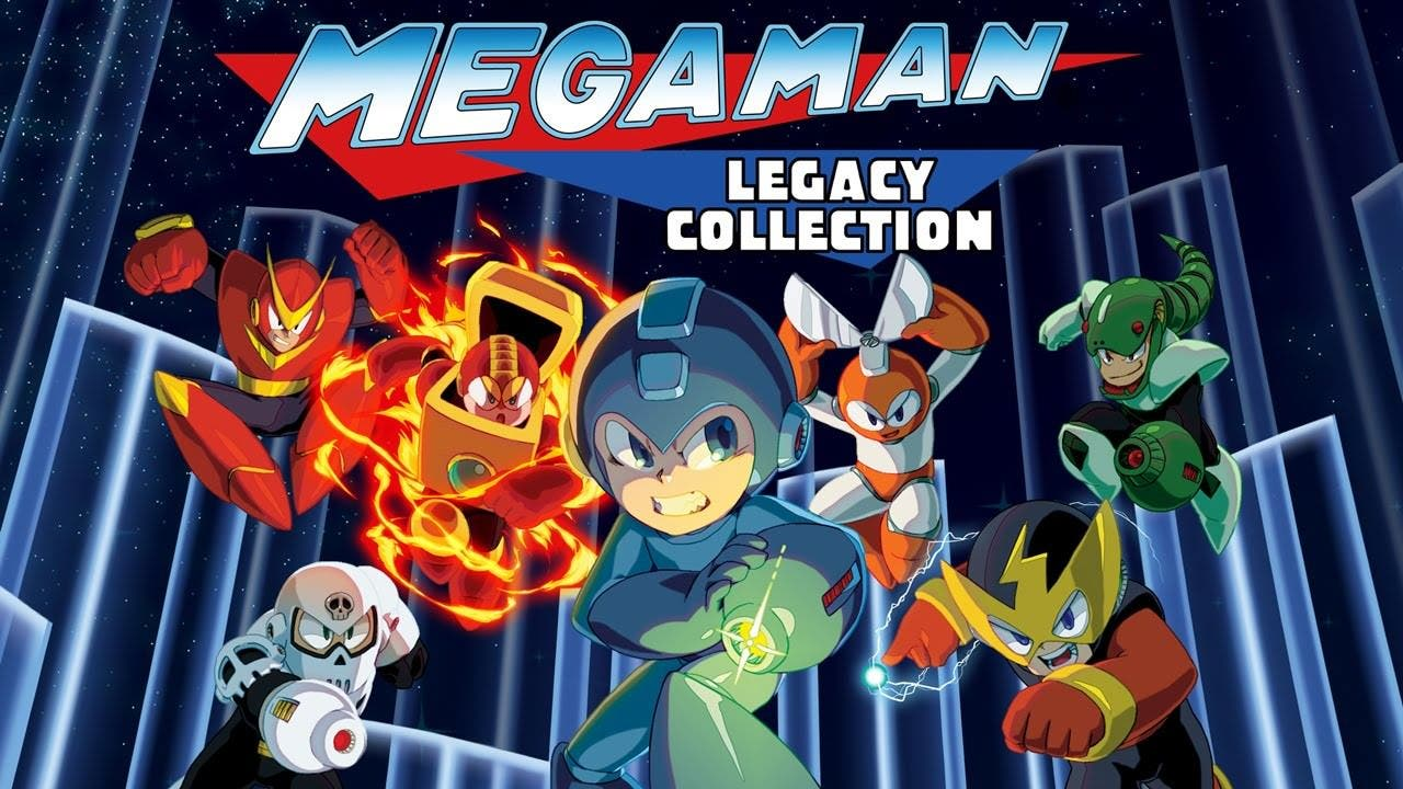 [Act.] Echad un vistazo al primer gameplay de Mega Man Legacy Collection en Nintendo Switch