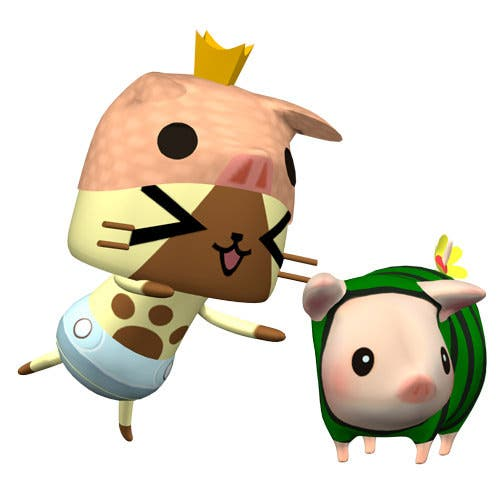 Nuevas capturas y artworks de 'Monster Hunter Diary: Poka Poka Airou Village DX'