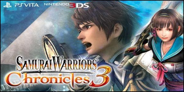 [Análisis] 'Samurai Warriors Chronicles 3' (eShop 3DS)