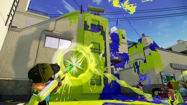 Ya disponible el mapa Complejo Medusa para 'Splatoon'. ¡Detalles y gameplay aquí!