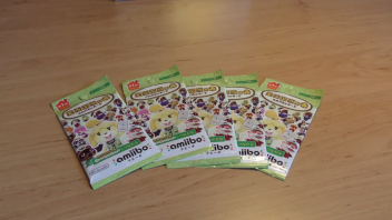 tarjetas amiibo animal crossing 2