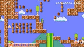 tingle super mario maker