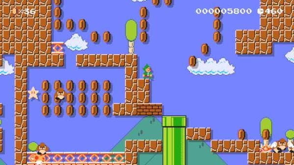 Tingle tendrá su propio traje en 'Super Mario Maker'