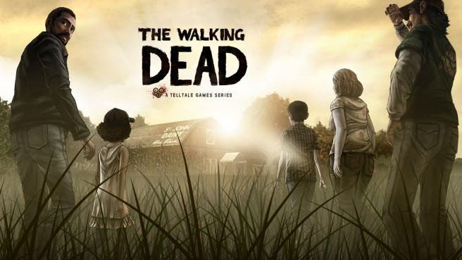 Las temporadas 1 y 2 de The Walking Dead aparecen listadas para Nintendo Switch