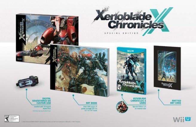 La banda sonora de 'Xenoblade Chronicles X' causa problemas con su lectura