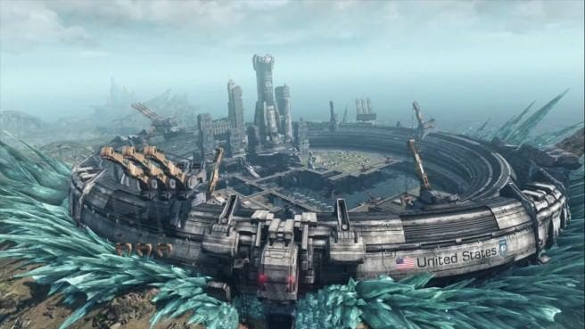Nuevos gameplays off-screen 'Xenoblade Chronicles X'