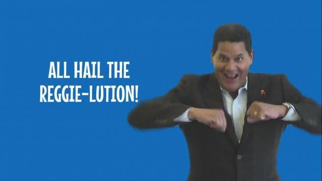 Reggie promociona 'Runbow' en un nuevo vídeo