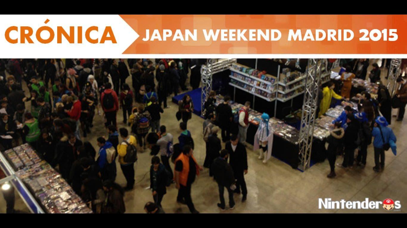 [Crónica] Nintenderos.com asiste al Japan Weekend Madrid 2015