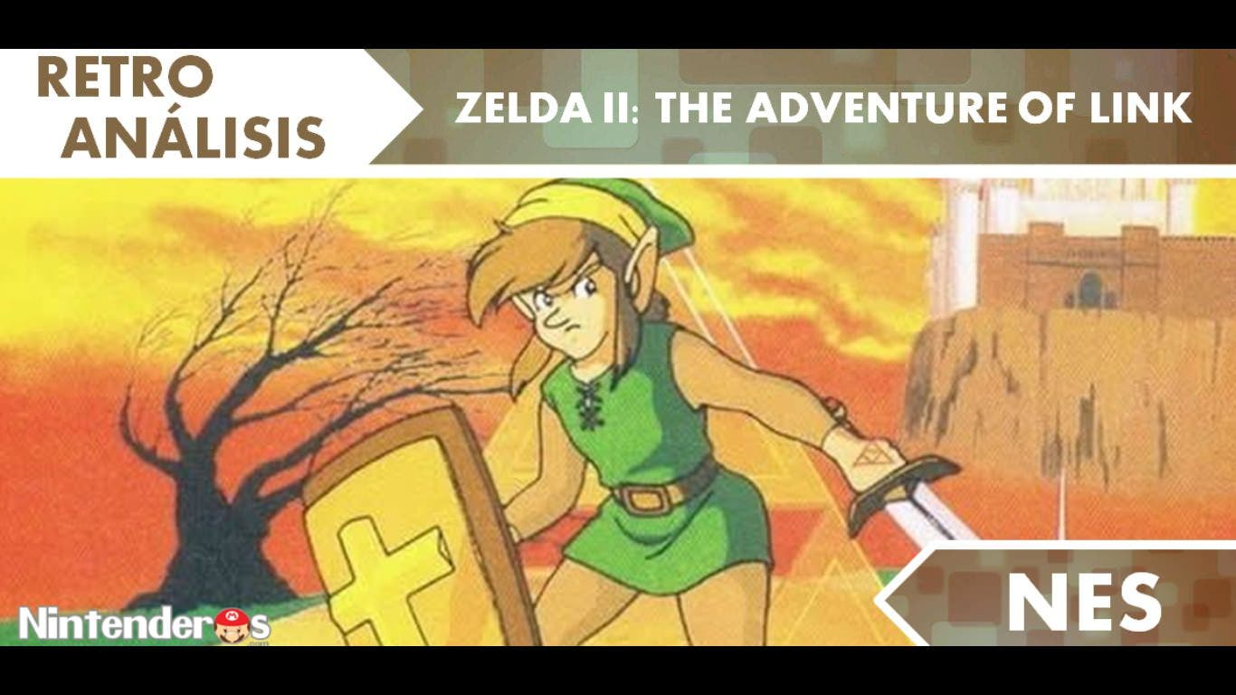 [Retroanálisis] 'Zelda II: The Adventure of Link'