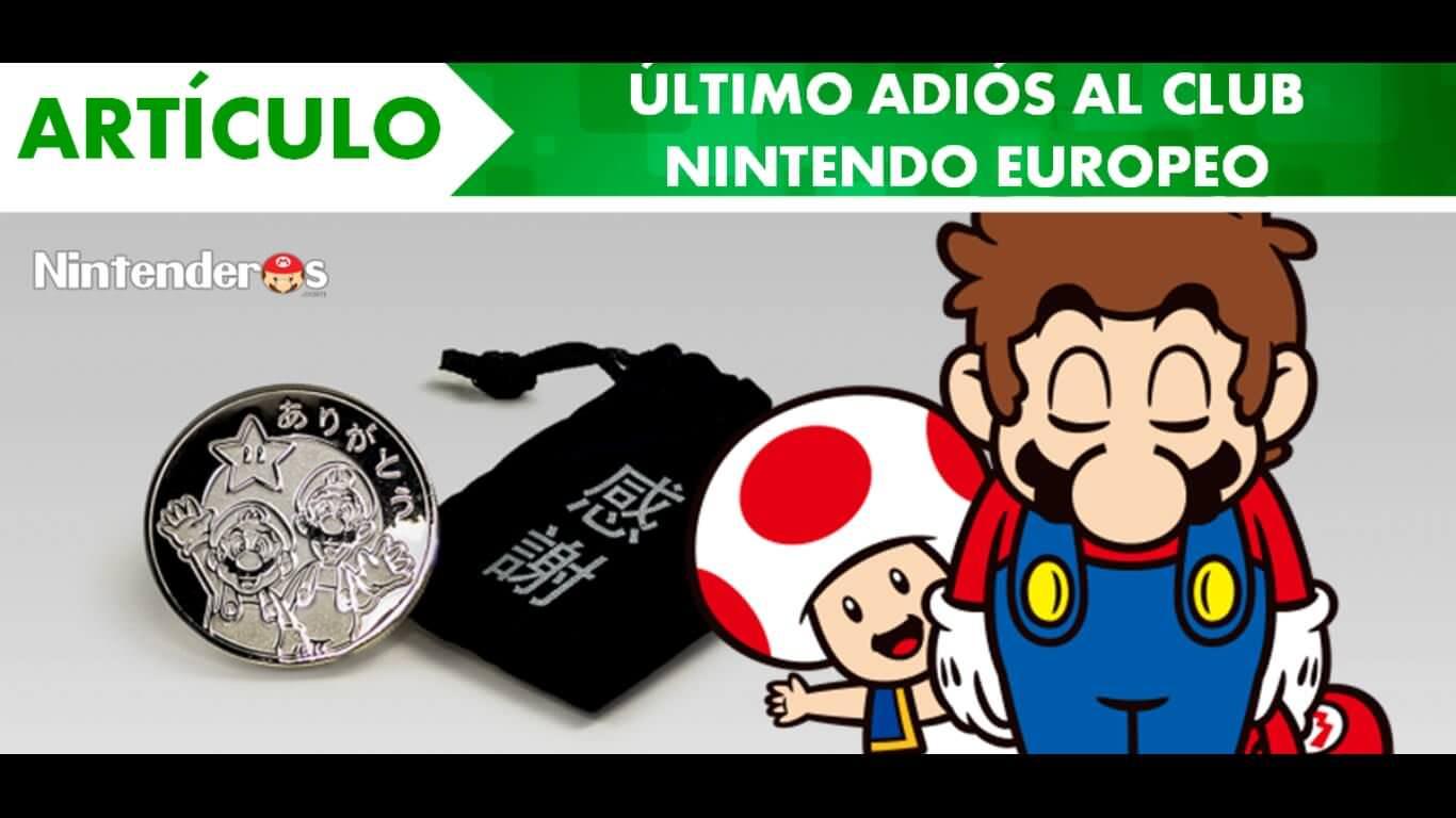 [Artículo] Último adiós al Club Nintendo europeo
