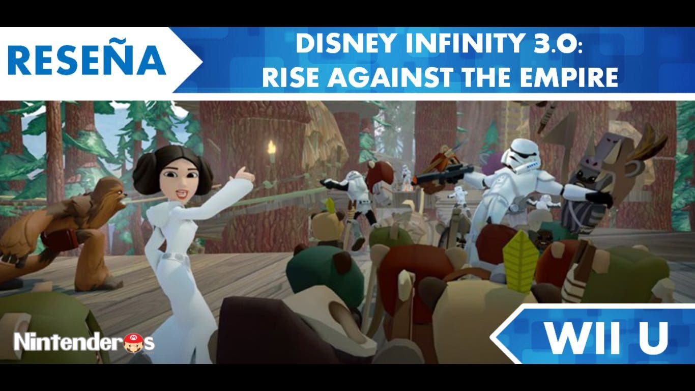 [Reseña] 'Disney Infinity 3.0: Rise Against the Empire'