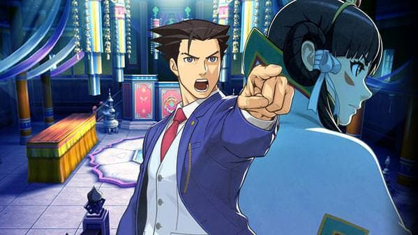 'Ace Attorney 6' será jugable en la Jump Festa