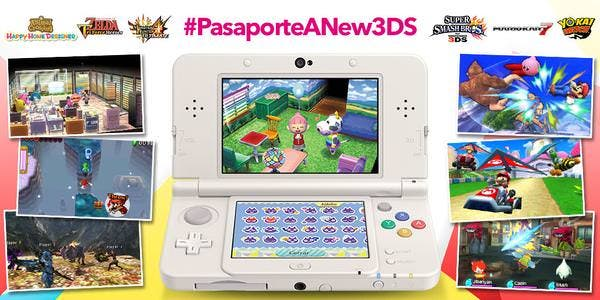 Nintendo regalará una New 3DS cada hora en la Madrid Games Week