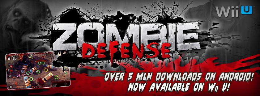 'Zombie Defense' llegará a América el 17 de septiembre