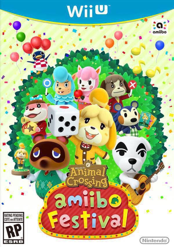 La reserva de 'Animal Crossing: amiibo festival' en Amazon Japan traerá pañuelo temático de regalo