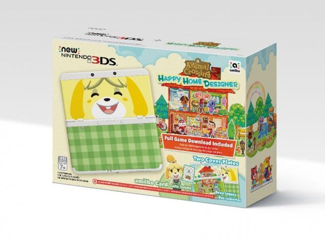 Los packs de New 3DS Animal Crossing y New 3DS XL Edición Hyrule llegarán a Norte América