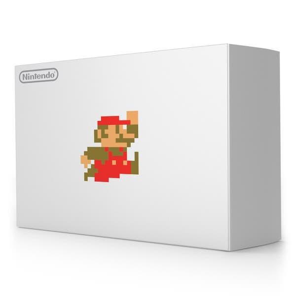 Una caja de Super Mario de edición limitada, aparece para reserva en la Nintendo UK Store