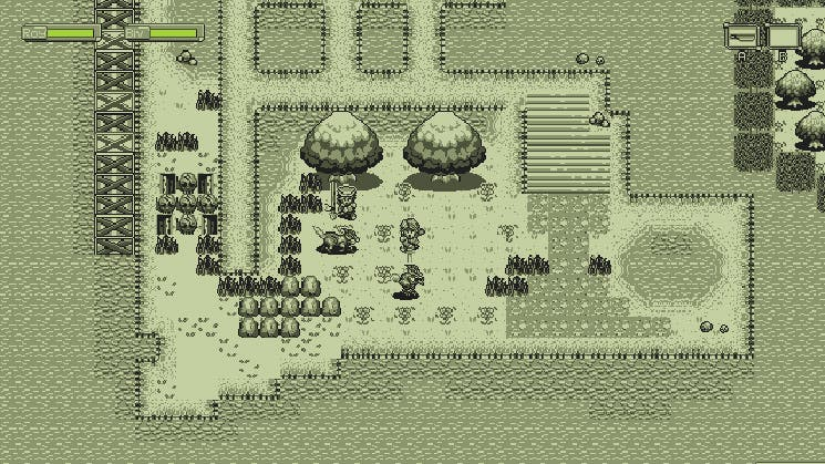'Chromophore: The Two Brothers Director's Cut', en su etapa final de desarrollo