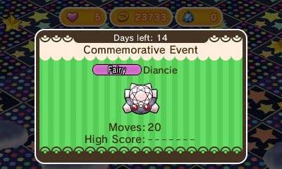 Novedades de la semana para 'Pokémon Shuffle'