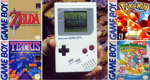 Se cumplen 30 años de la presentación de Game Boy