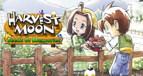 'Harvest Moon: Seeds of Memories' llegará a Wii U en 2016