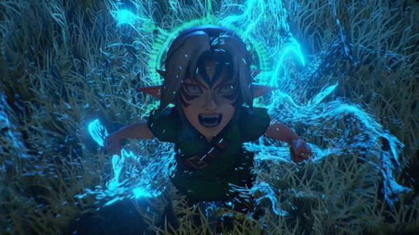Un nuevo vídeo nos muestra las transformaciones de Fiera de Deidad y Link Deku con Unreal Engine 4