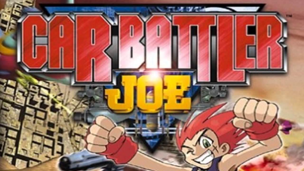 'Car Battler Joe' llegará mañana mismo a la CV norteamericana de Wii U