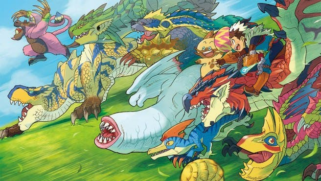 Capcom descarta el Monster Hunter Stories original para Switch y afirma que no es necesario para jugar la secuela