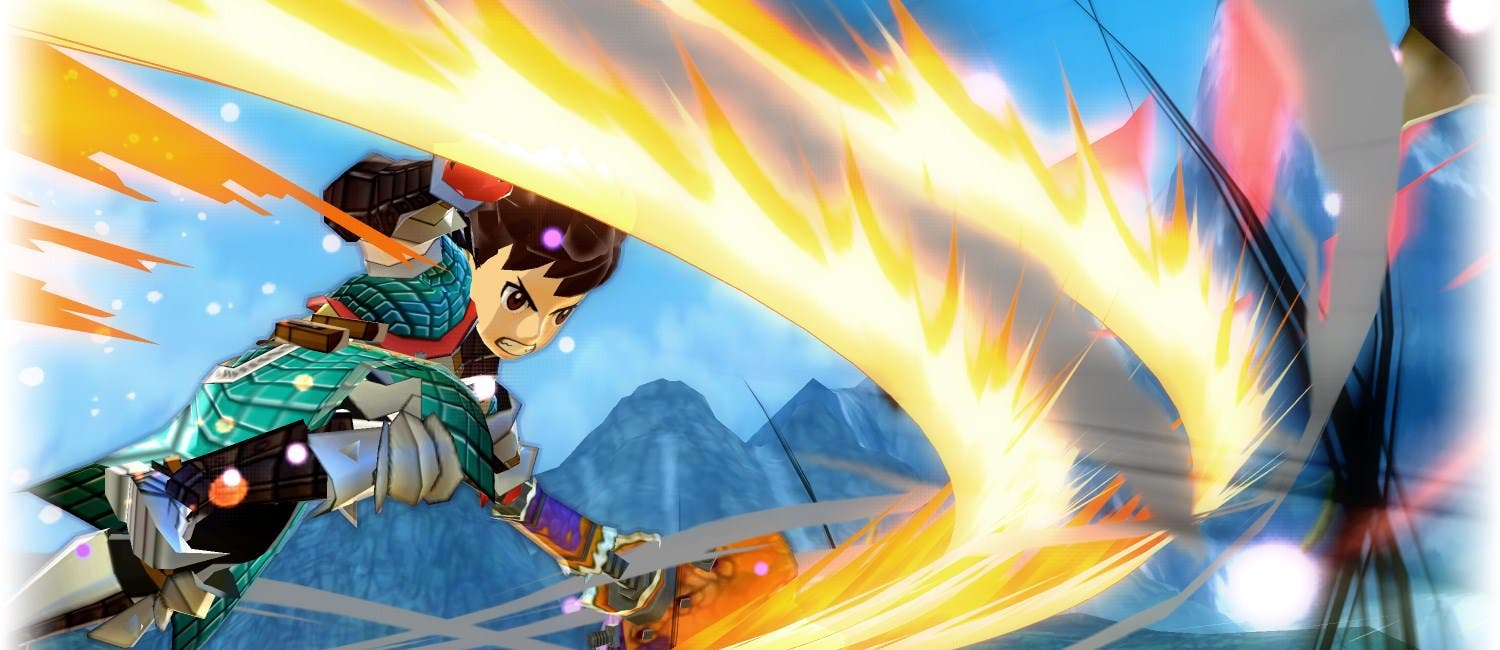 [TGS2015] Nuevo vídeo gameplay de 'Monster Hunter Stories'