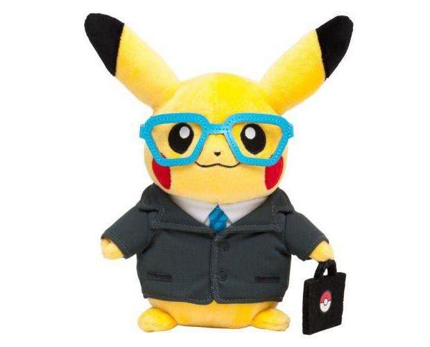 La página del Centro Pokémon añade dos adorables peluches a su catálogo