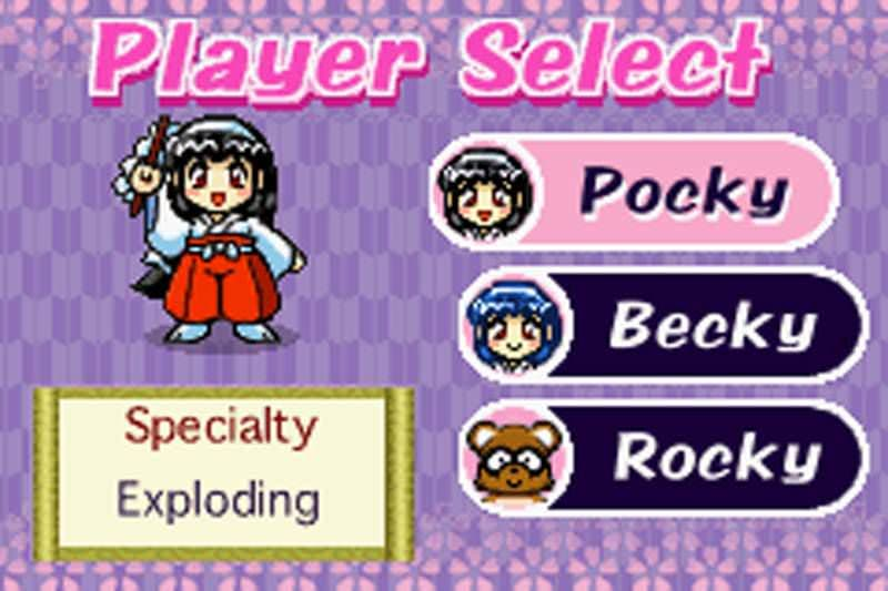Nuevo vídeo gameplay de 'Pocky & Rocky con Becky'