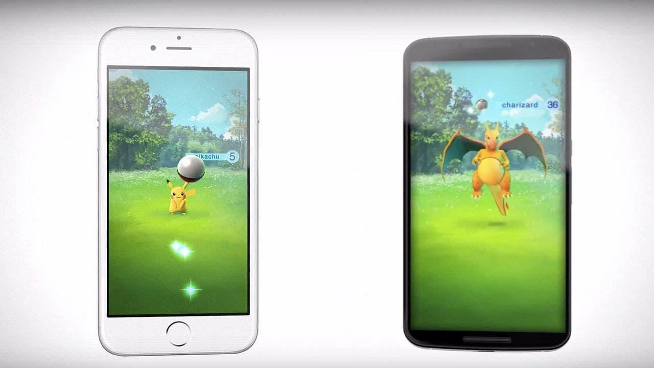 Estos son los dispositivos compatibles con 'Pokémon GO'