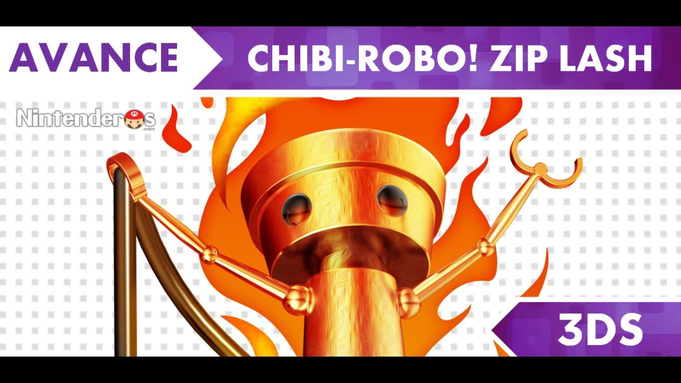 [Avance] 'Chibi-Robo! Zip Lash'
