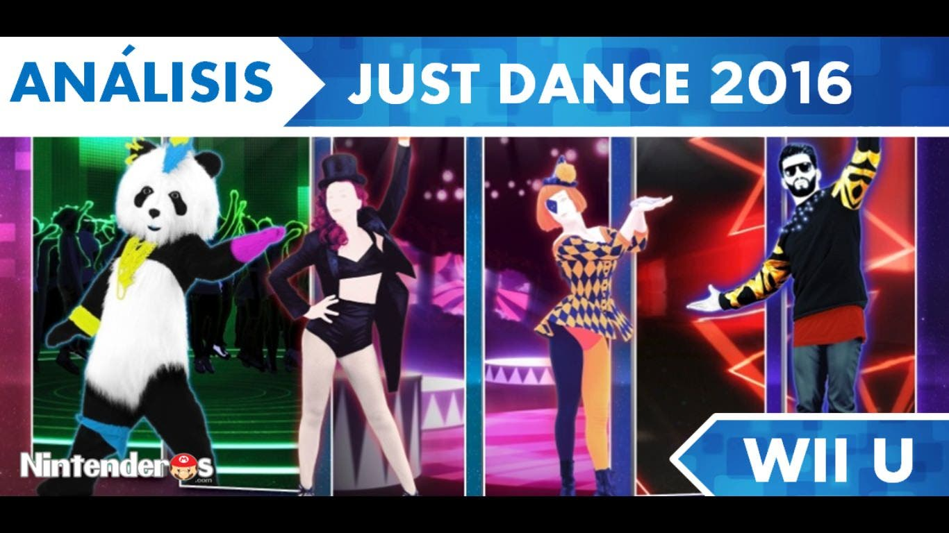 [Análisis] 'Just Dance 2016'