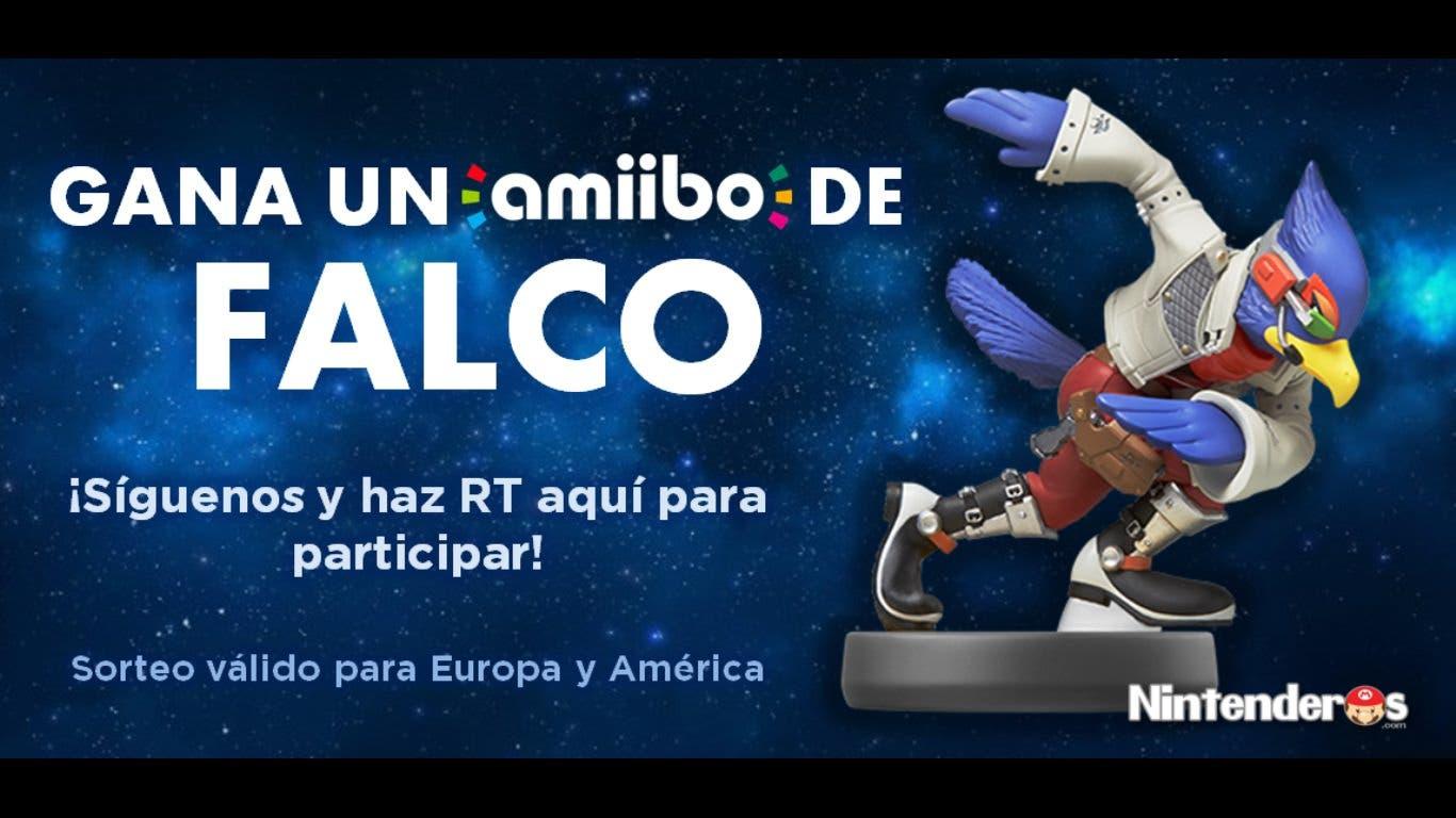 [Sorteo] ¡Gana un amiibo de Falco con Nintenderos.com!
