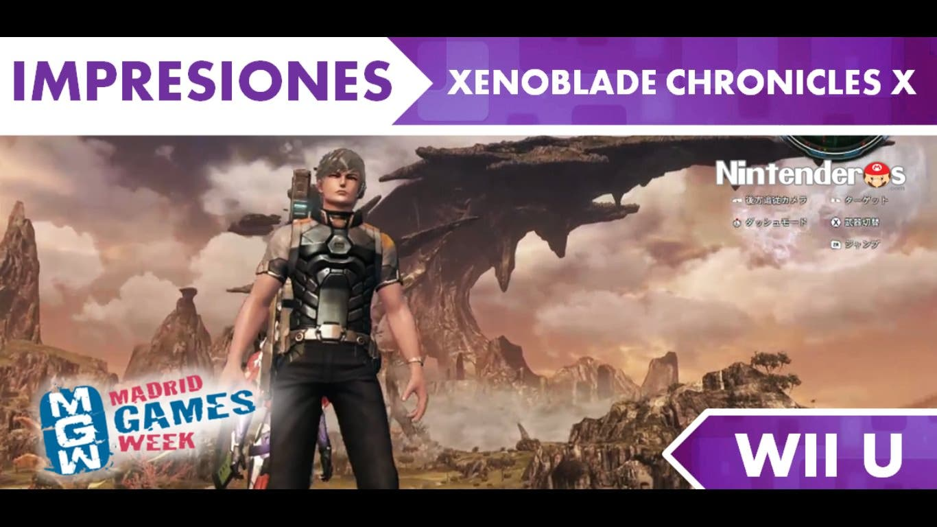 [Impresiones] 'Xenoblade Chronicles X'