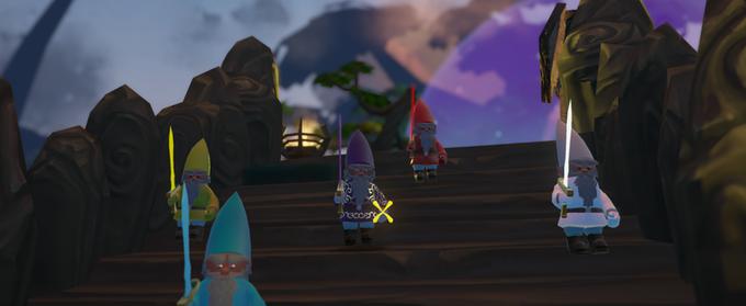 'Gnomes vs. Fairies', título inspirado en 'Zelda' y 'Mario 64', podría llegar a Wii U
