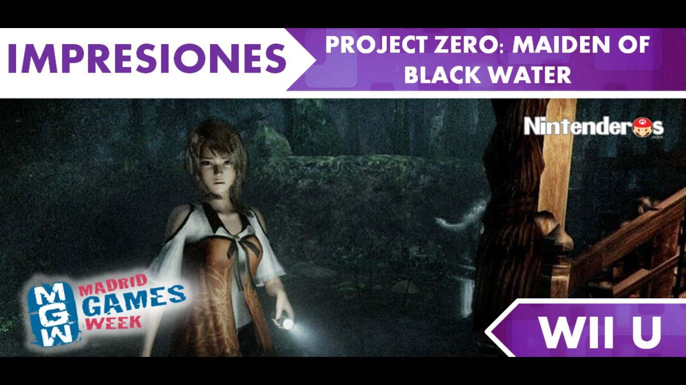 [Impresiones] 'Project Zero: Maiden of Black Water'