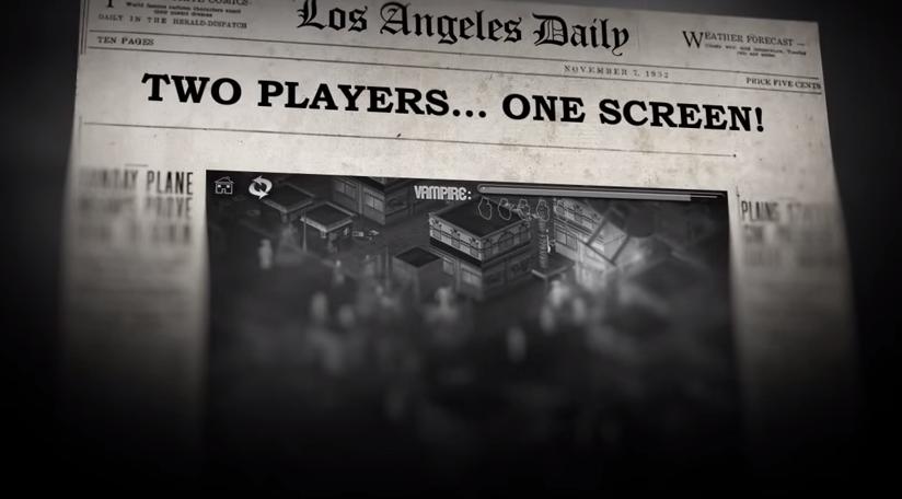 'Dark Day L.A.' confirmado para la eShop de Wii U, 'Circles' también podría llegar