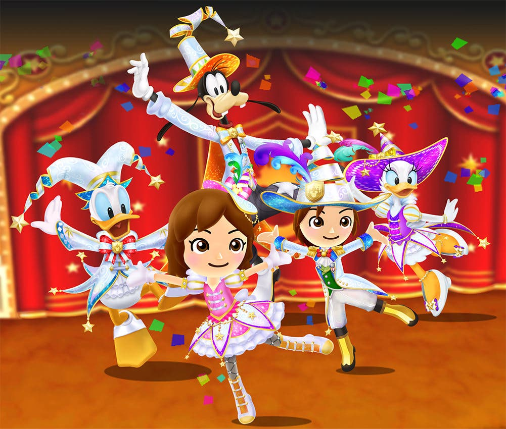 Toneladas de nuevas imágenes de 'Disney Magical World 2'