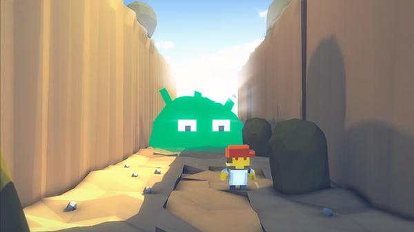 'Super Axe Boy' llega a Kickstarter con una meta para salir en Wii U
