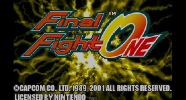 'Final Fight One' llegará mañana a la Consola Virtual norteamericana de Wii U