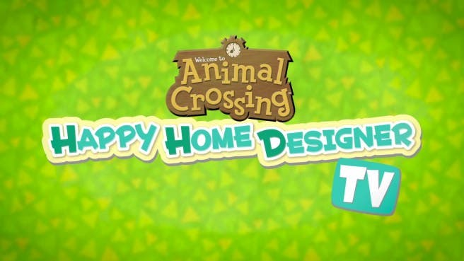 Nintendo publica el segundo episodio de 'Animal Crossing: Happy Home Designer TV'