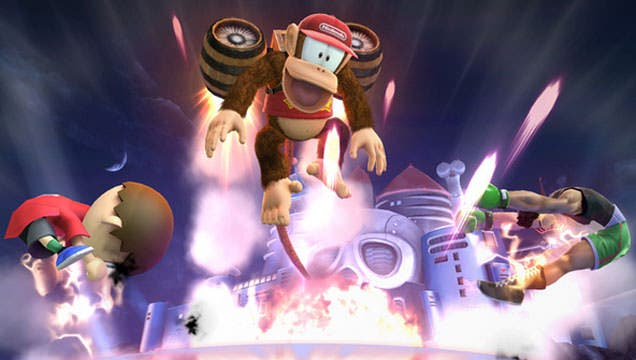La actualización 1.1.2 para 'Super Smash Bros.' ya está disponible