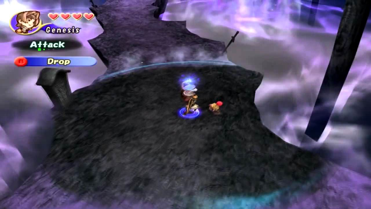 Encuentran una referencia a 'Final Fantasy Crystal Chronicles' en 'Zelda: Tri Force Heroes'