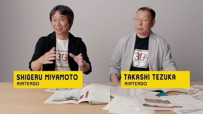 Miyamoto y Tezuka nos hablan sobre la dificultad de ofrecer juegos a expertos y novatos