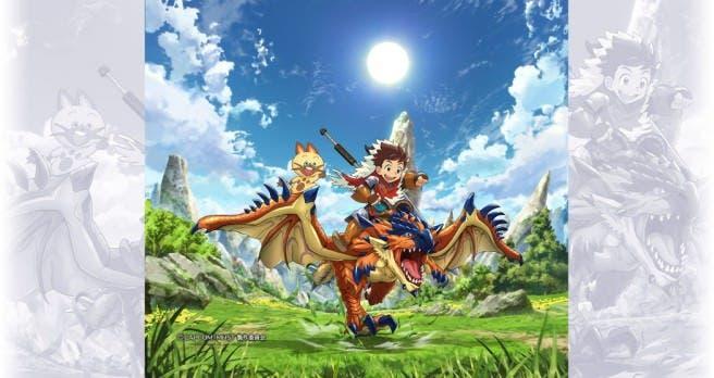 David Production está trabajando en el anime de 'Monster Hunter Stories'