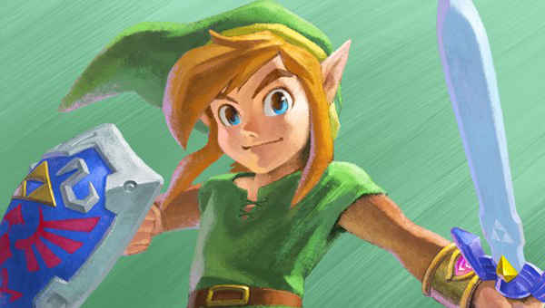 Encuentran a Link en 'The Legend of Zelda: Tri Force Heroes'